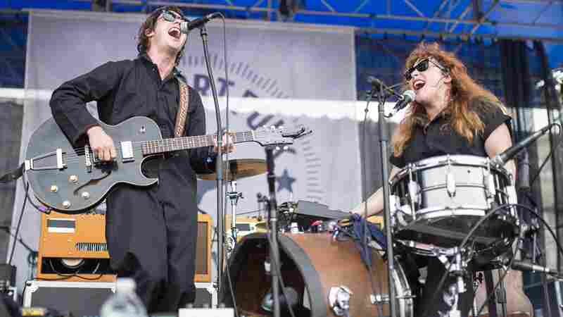 Shovels & Rope, Live In Concert: Newport Folk 2017