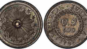 Is This The Very First U.S. Coin?