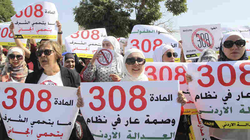 Jordan Begins To Scrap Law Allowing Rapists To Evade Punishment By Marrying Victim