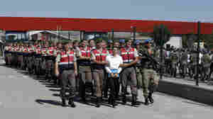 Nearly 500 People On Trial In Turkey Over Failed Coup