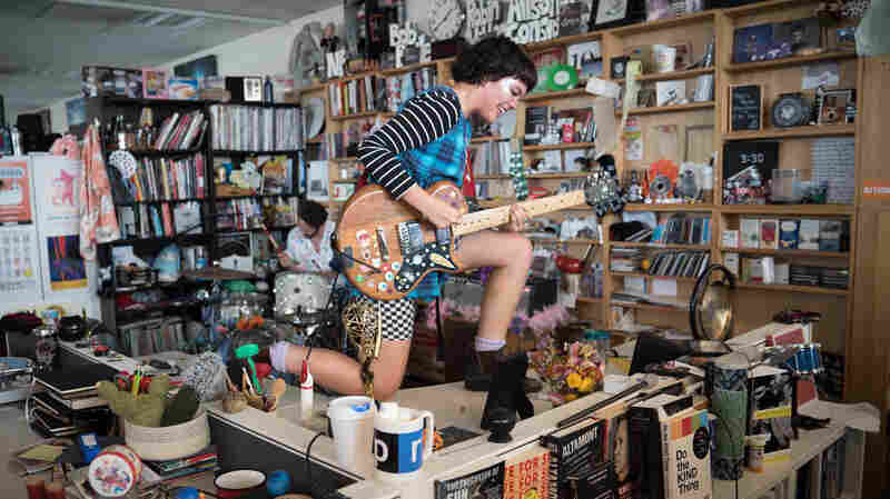 Diet Cig: Tiny Desk Concert