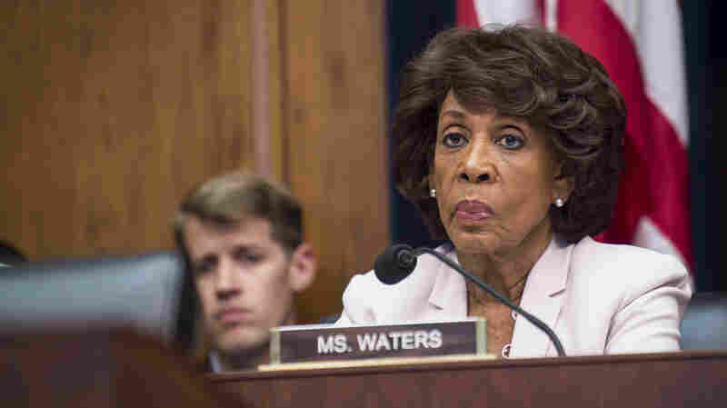 Maxine Waters' Words Get Covered, Remixed And Transformed Into A Gospel Jam