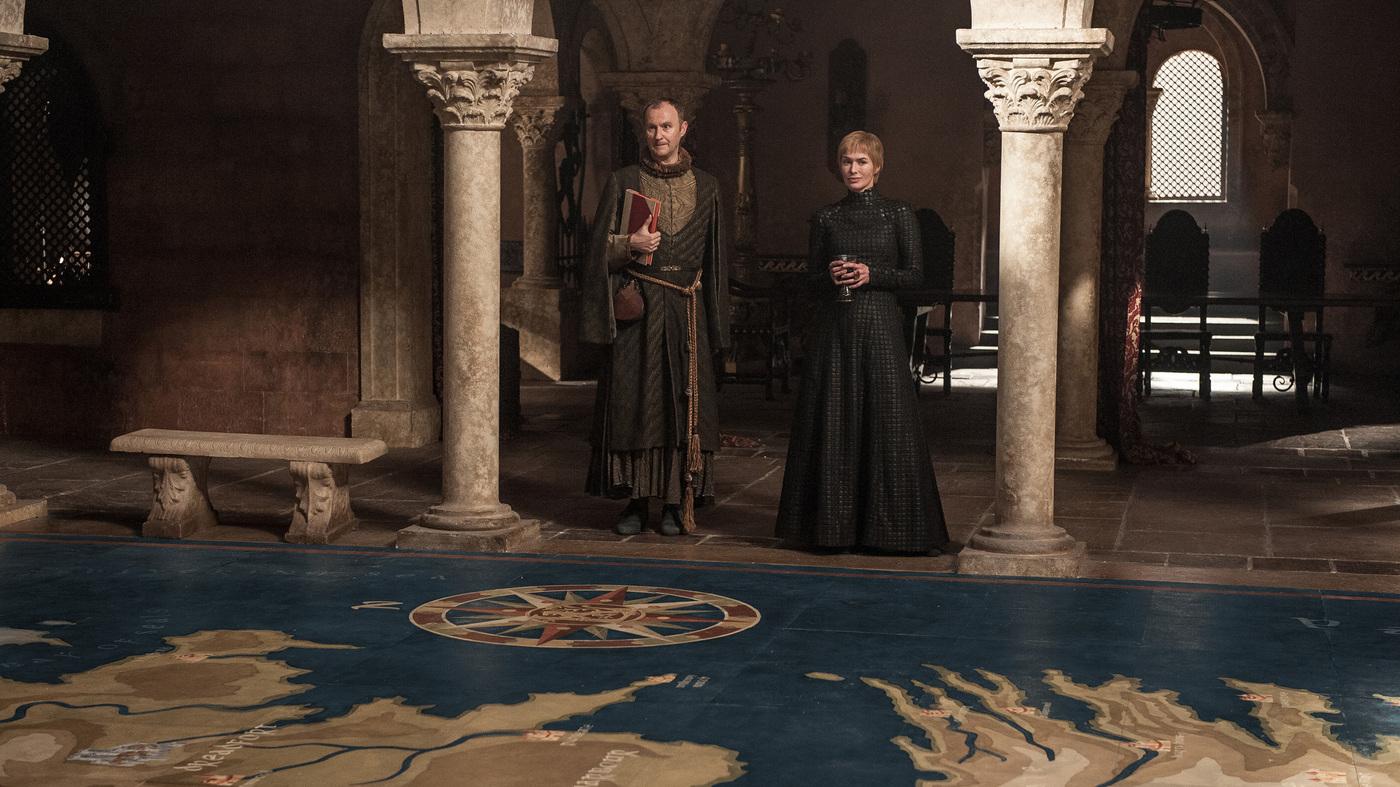 Game of Thrones S.7 Ep.4 Recap : Monkey See : NPR