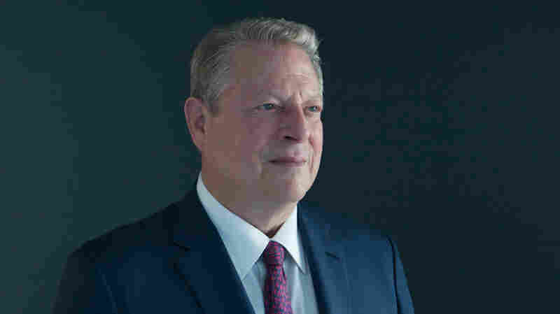 Al Gore Warns That Trump Is A 'Distraction' From The Issue Of Climate Change