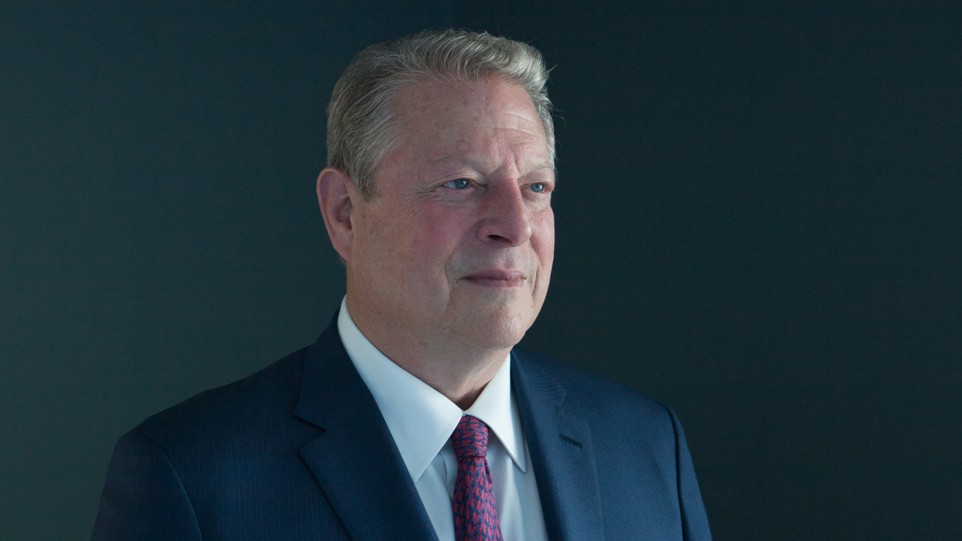 Bullseye Al Gore Warns That Trump Is A Distraction From The Issue