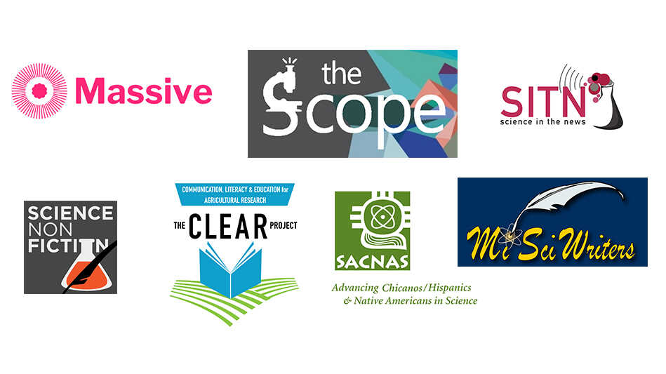 We're happy to work with many collaborators to help improve science communication world-wide.