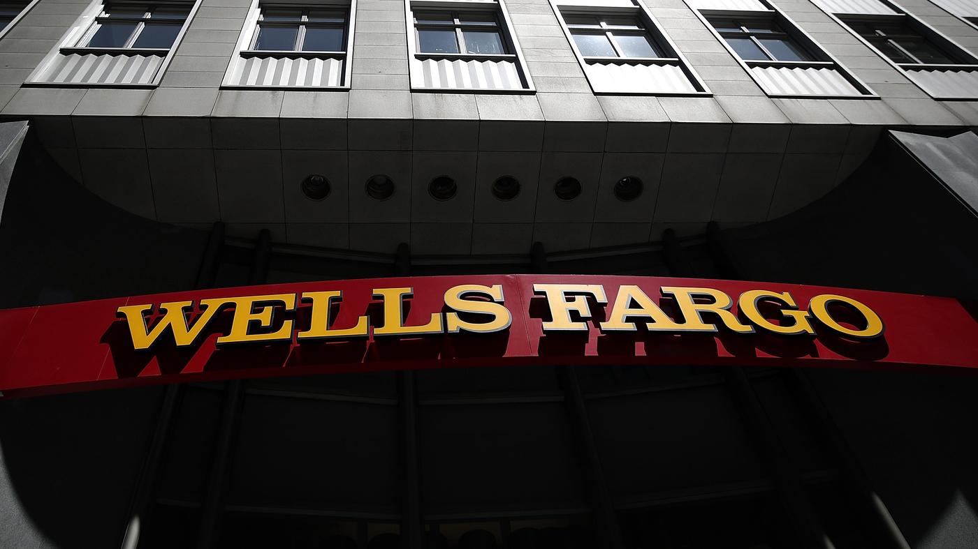 Wells Fargo : NPR