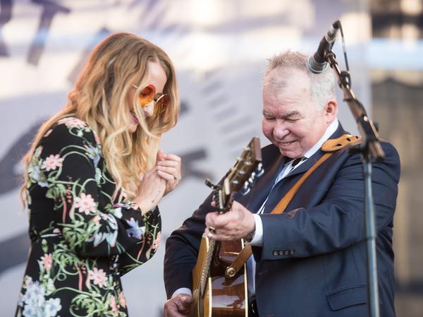 John Prine And Friends Live In Concert Newport Folk 2017 Wfuv