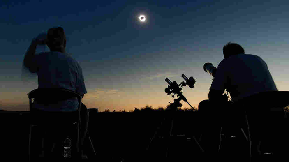 Go See It, Eclipse Chasers Urge. 'Your First Time Is Always Special'