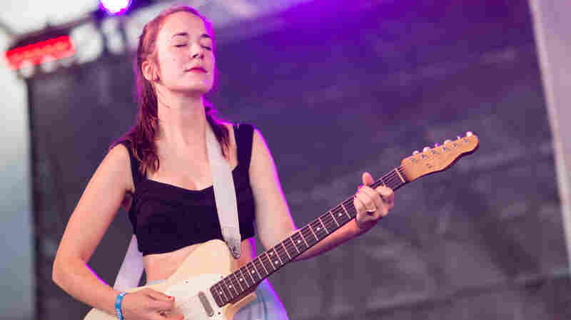 Margaret Glaspy, Live In Concert: Newport Folk 2017