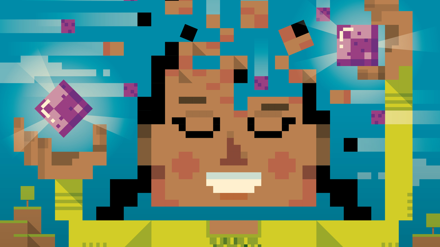 The Cubist Revolution Minecraft For All Npr Ed Npr