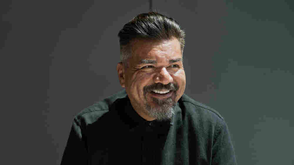 George Lopez Reflects On 'The Wall,' A Lifetime Of Comedy And Jokes About Trump