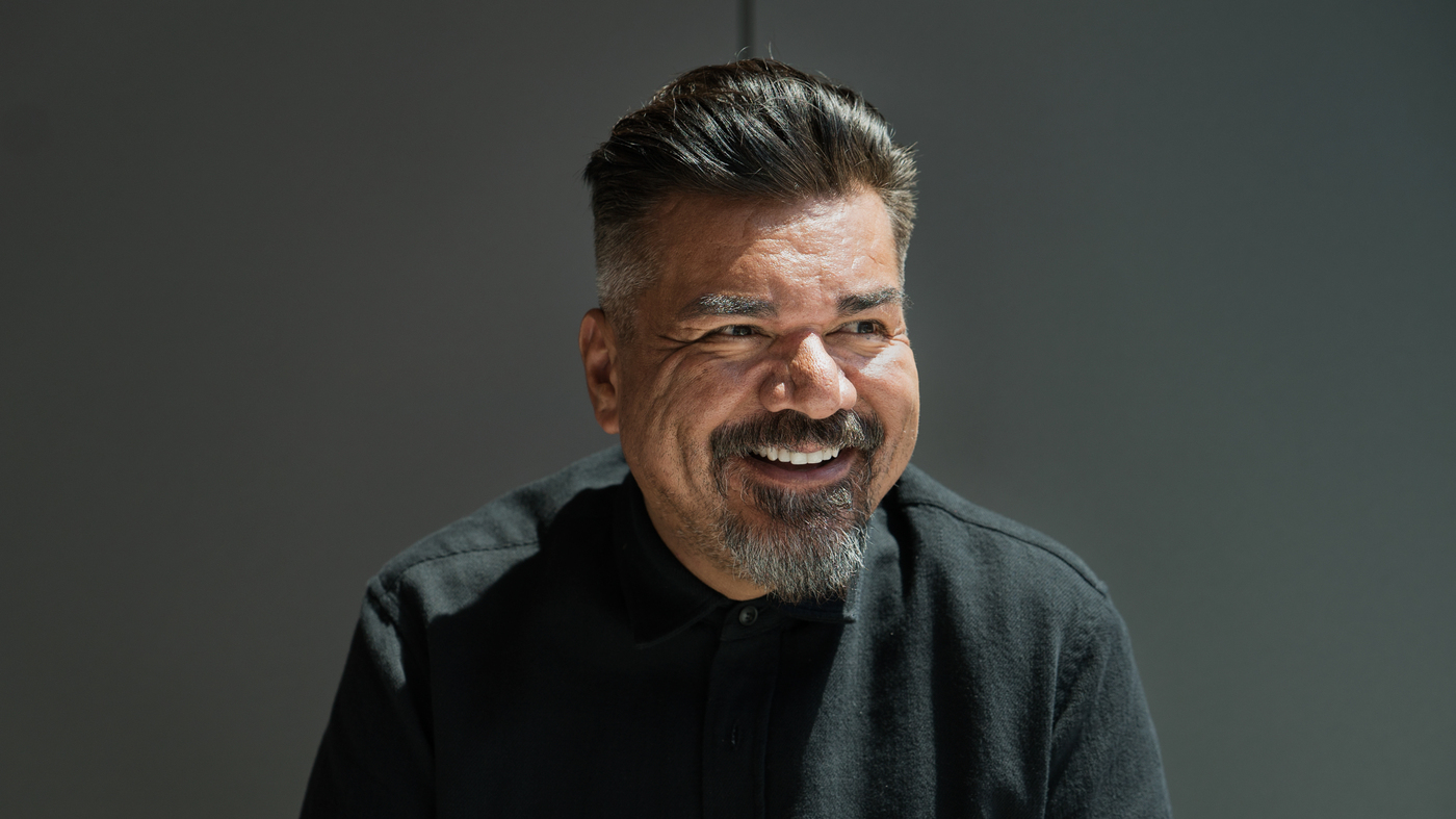 Car Talk Podcast >> George Lopez Reflects On 'The Wall,' A Lifetime Of Comedy And Jokes About Trump : NPR