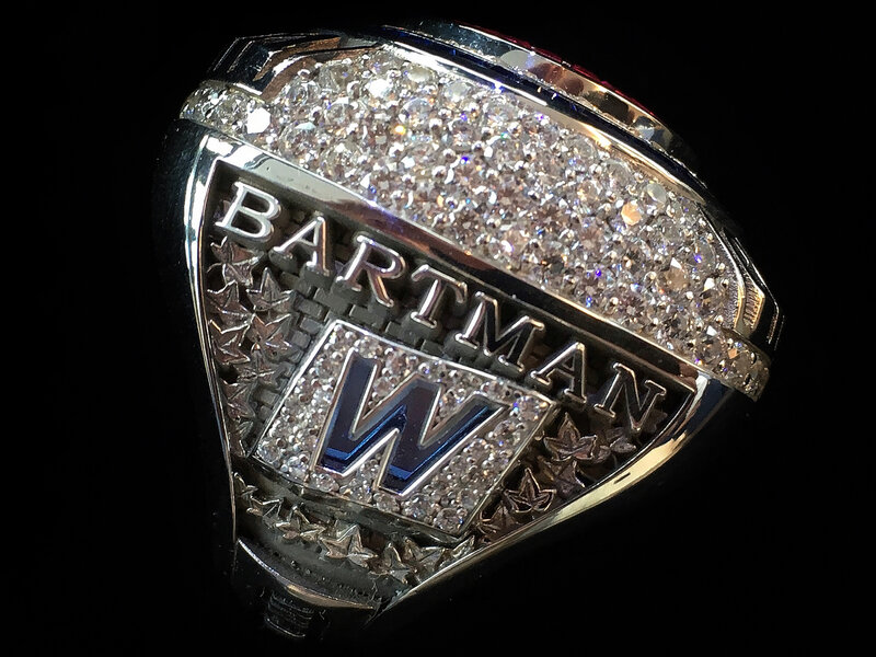 b0485a99f Chicago Cubs Give Steve Bartman A World Series Ring   NPR