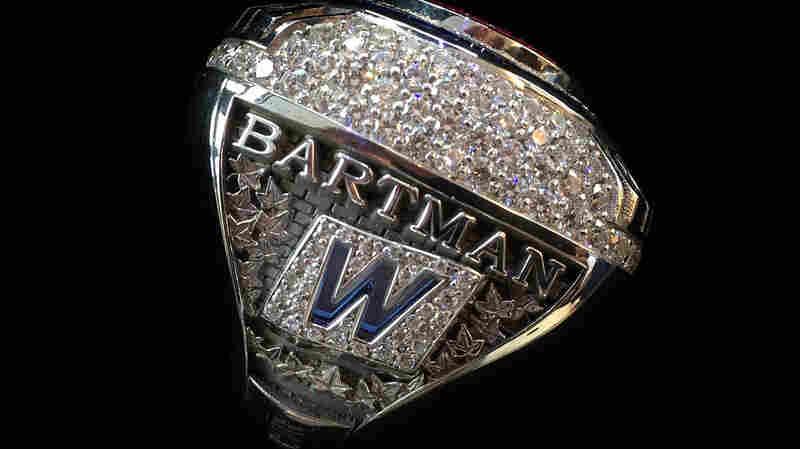 A World Series Ring For Steven Bartman