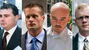 U.S. Appeals Court Tosses Ex-Blackwater Guard's Conviction In 2007 Baghdad Massacre