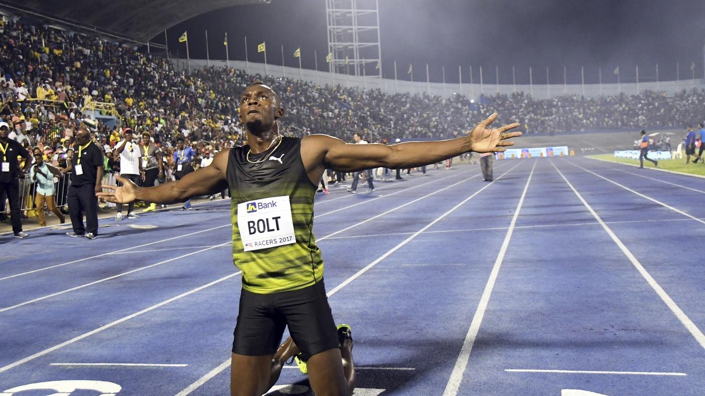 Car That Runs On Air >> Saturday In London, Usain Bolt Runs His Final 100-Meter ...