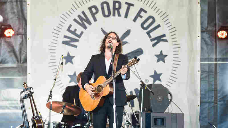John Paul White, Live In Concert: Newport Folk 2017