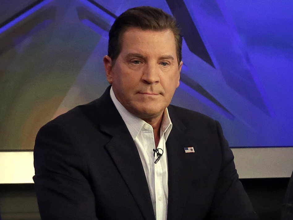 Fox News host Eric Bolling has been suspended amid reports that he sent at least three female colleagues a lewd text message. Bolling's lawyer calls the accusations untrue and says he and his client are cooperating with the investigation. (Richard Drew/AP)