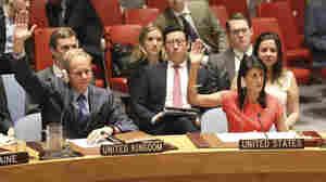 U.N. Approves New North Korea Sanctions Over Missile Tests
