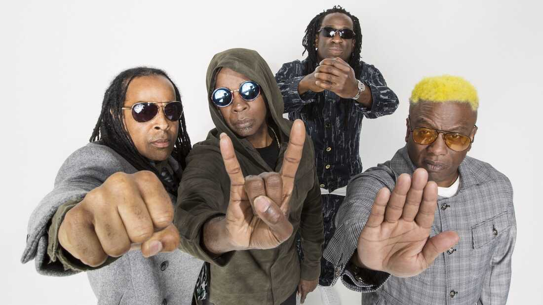 Living Colour's 'Come On' Is A Fist-Pumping Meditation