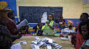 Kenyan Presidential Challenger Calls Vote Tally 'Fake'