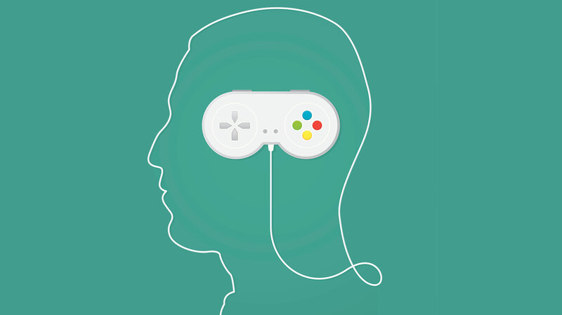 Action Video Games May Affect The Brain Differently : Shots