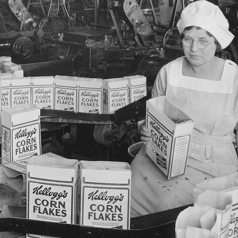How The 'Battling' Kellogg Brothers Revolutionized American Breakfast