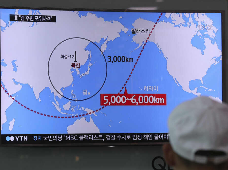 North Korea Final Plan By MidAugust For Firing Missiles Near - Us trying to find north korea on map