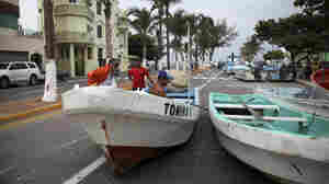 Hurricane Franklin, First Of Atlantic Season, Barrels Toward Mexico's Coast