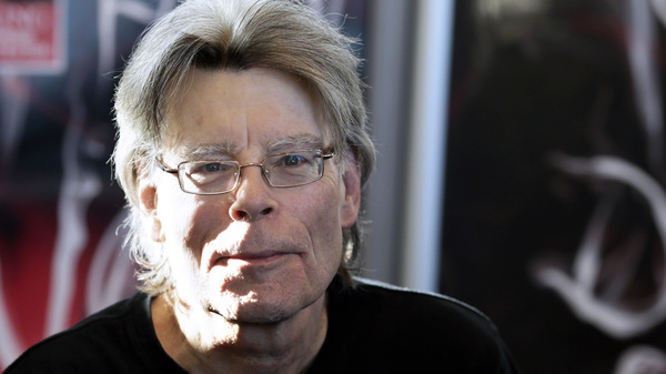 Pop Culture Happy Hour: Recommending The Best Of Stephen King