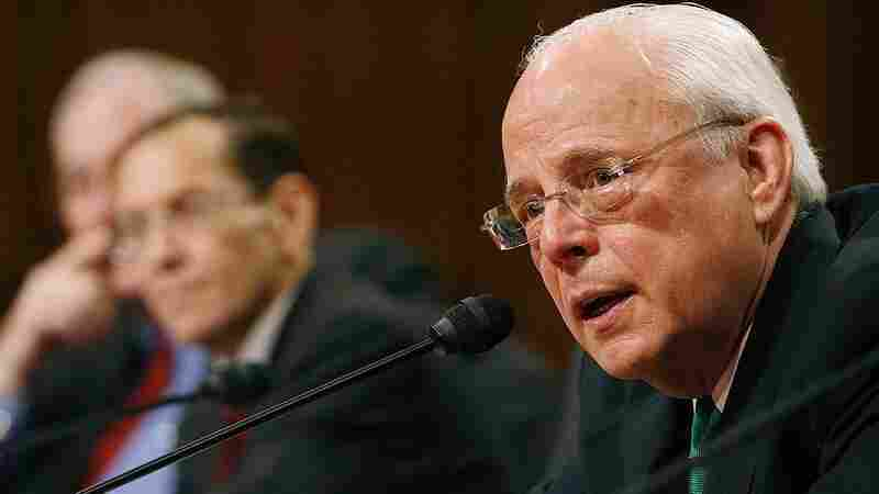 Nixon White House Counsel John Dean Sees Uphill Climb For Trump In Leaks Fight