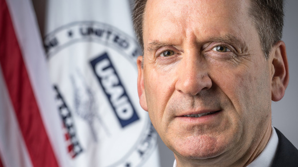 """New USAID Director Mark Green: """"I believe the purpose of foreign assistance should be ending its need to exist .... Now, I"""