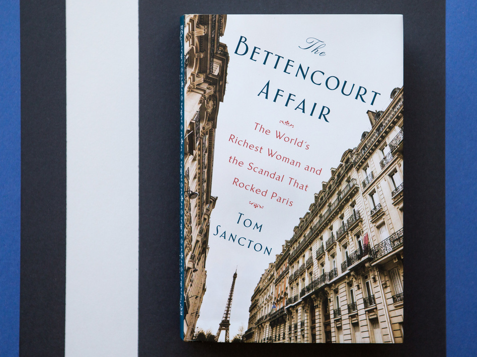 <em>The Bettencourt Affair</em>, by Tom Sancton.