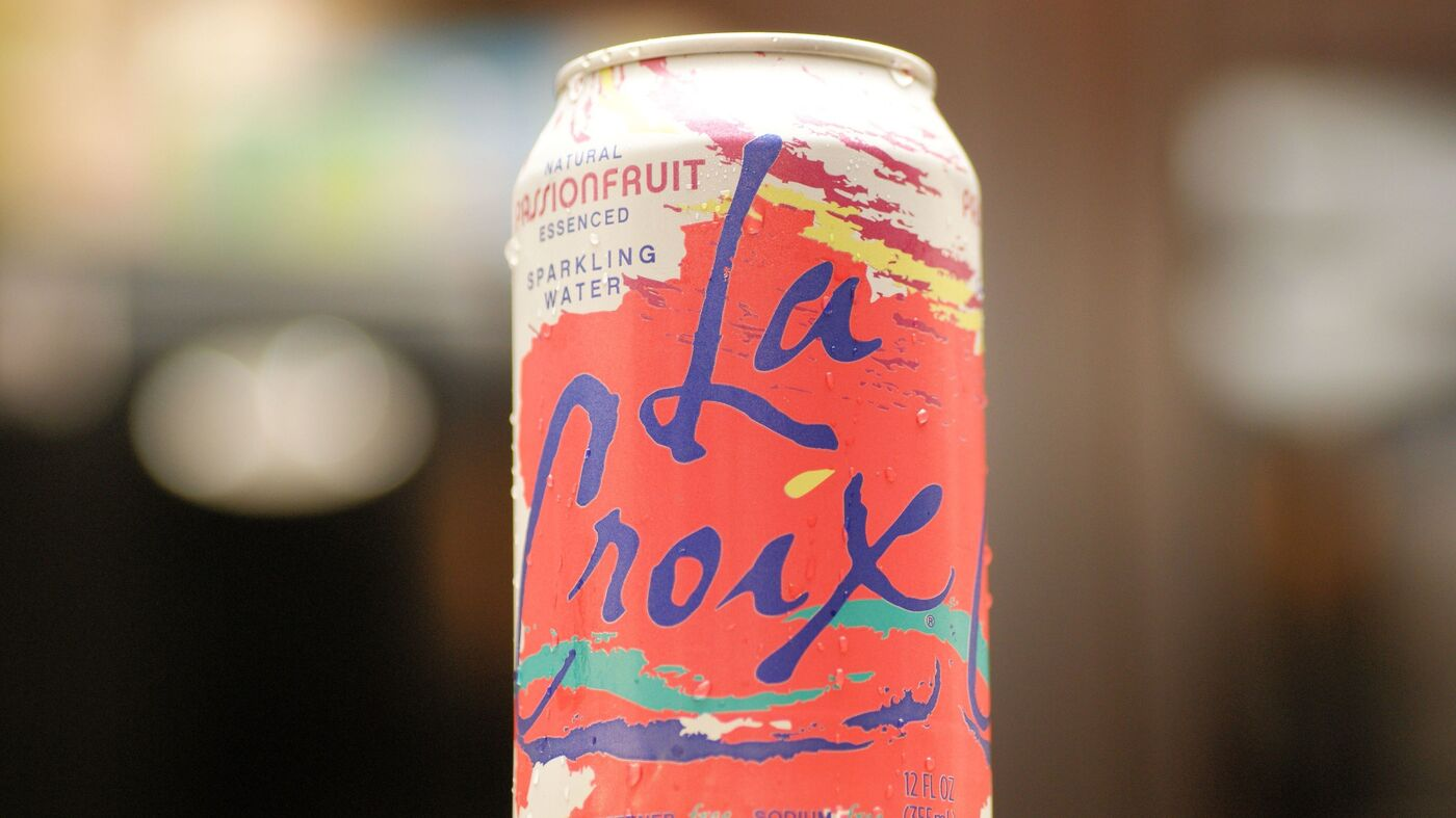 Seltzer's Popularity Bubbles Up In The U.S.