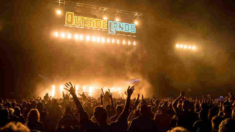 Stream The Outside Lands Festival This Weekend