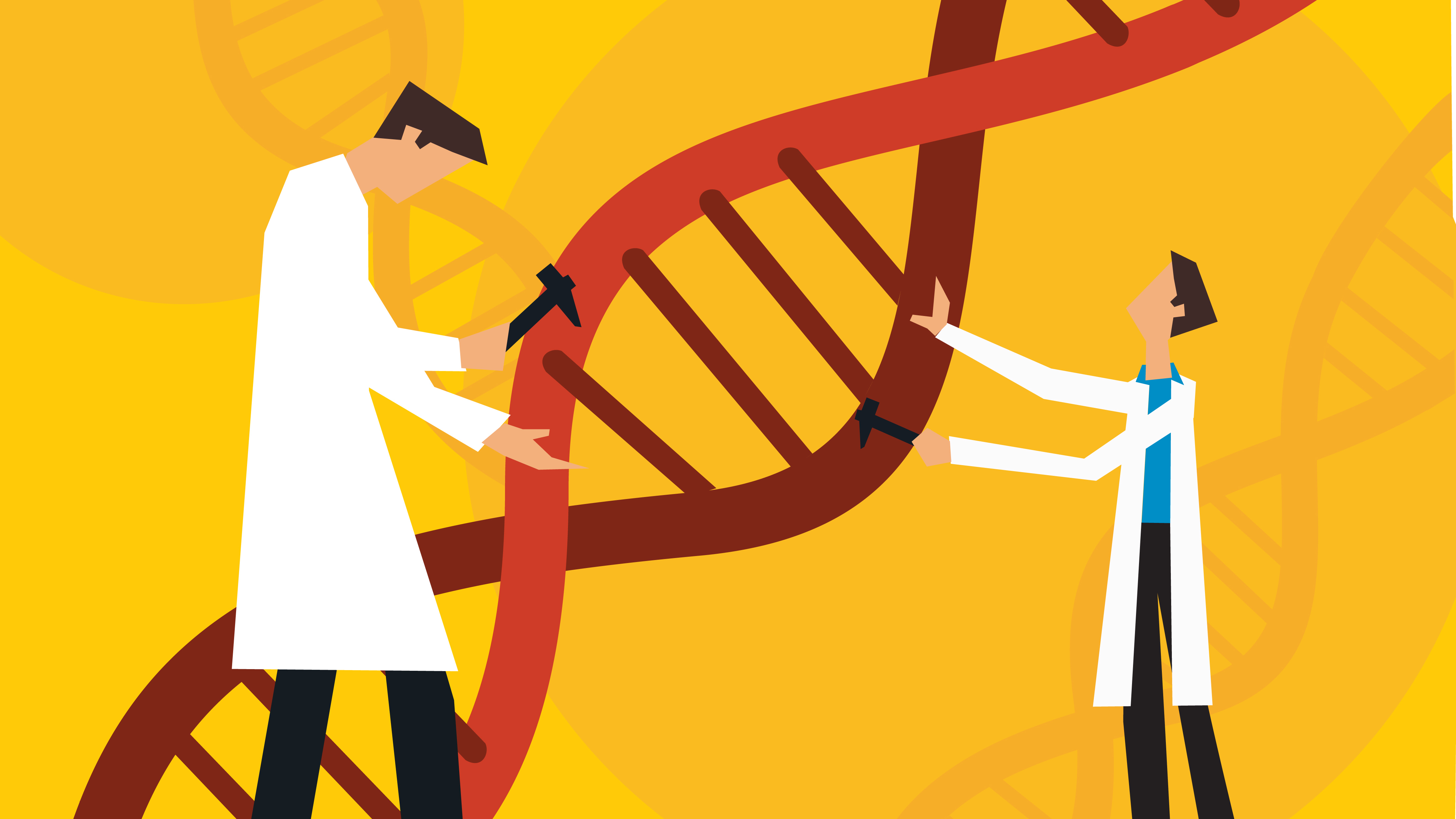npr.org - People Back Editing Genes To Treat Disease, But Are Wary Of Inheritable Changes