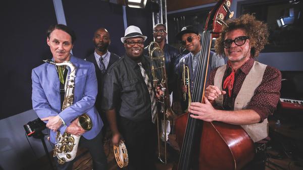 Preservation Hall Jazz Band On World Cafe
