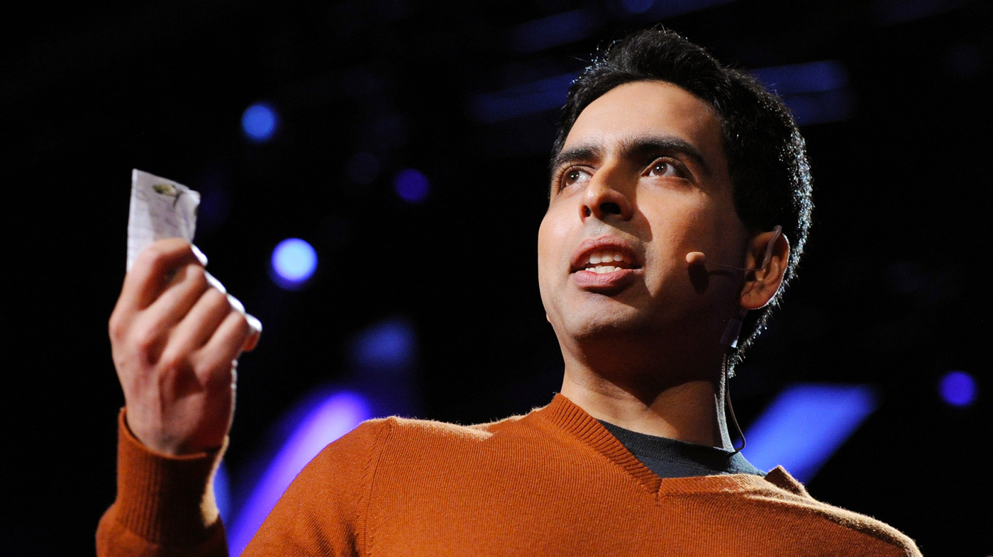 Sal Khan: Can Technology Help Create A Global Classroom? : NPR