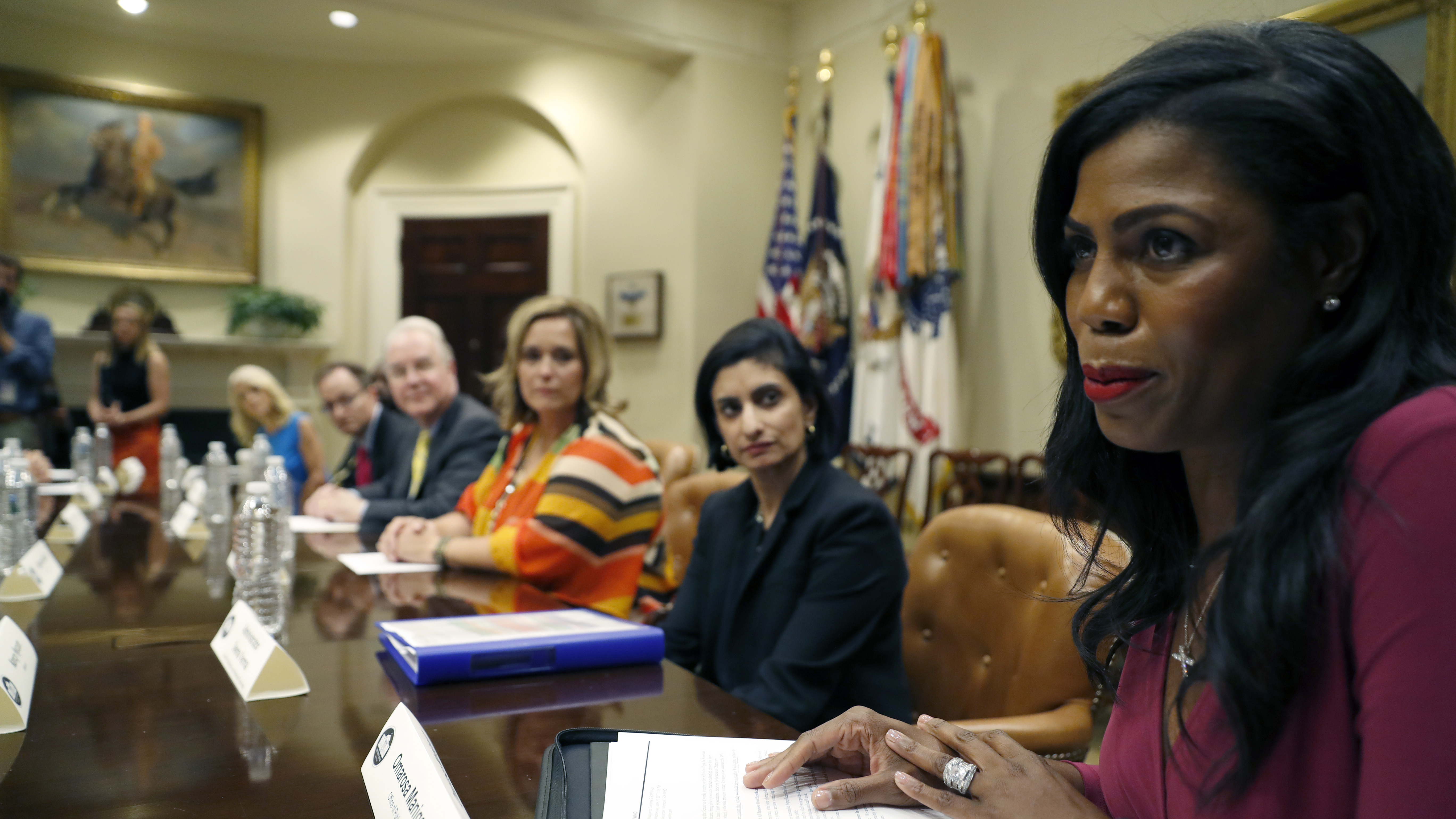 Omarosa Manigault's Invite To NABJ Conference Upsets Black Media Figures