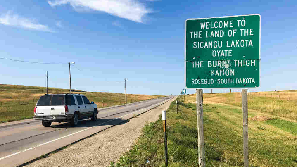 A Return To The Rosebud Reservation Finds Tough Times Have Gotten Tougher