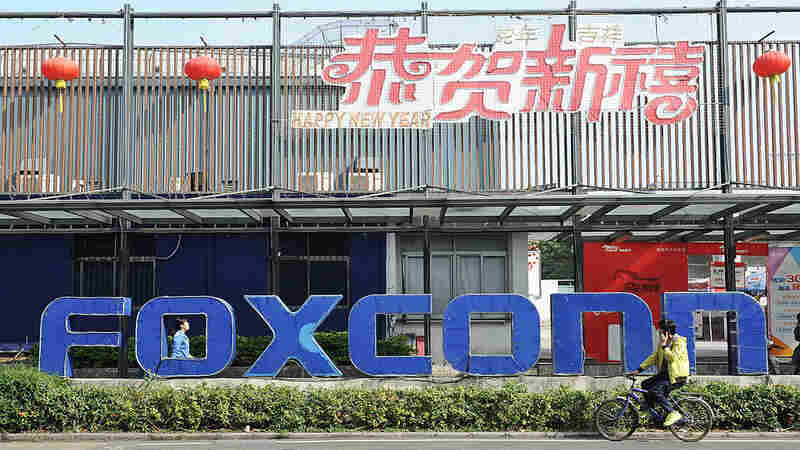 Despite Fiscal Warning, Wisconsin Plans To Move Ahead With Foxconn Deal