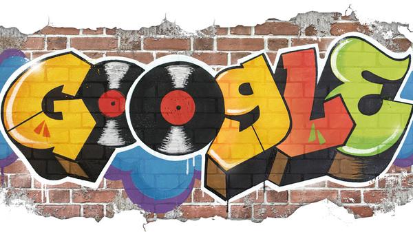 Google celebrates hip-hop