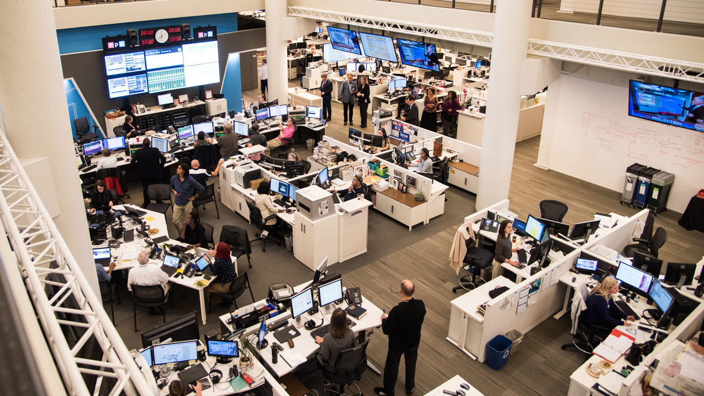 Work with a mission  : NPR