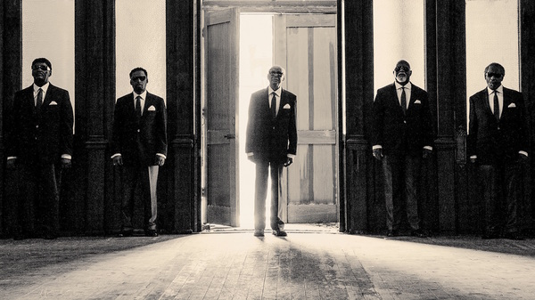 The Blind Boys Of Alabama have been performing for nearly 70 years. The group