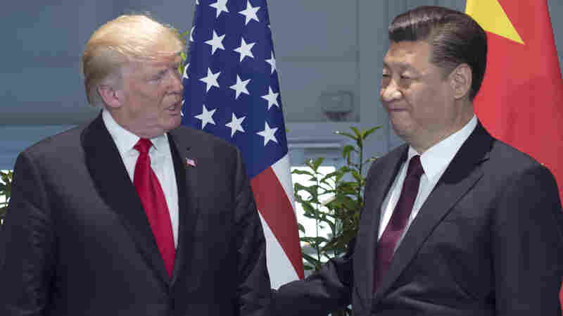 Trump Pressures China On Trade; Executive Action Expected Monday
