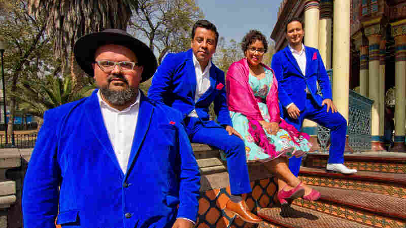 Songs We Love: La Santa Cecilia, 'Ingrata' (Feat. Mon Laferte)