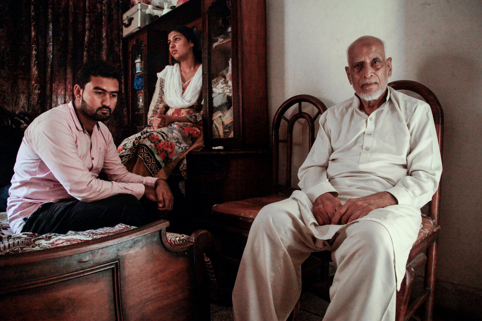 Home to have angered locals is a 30 000 square foot creation of hadid - As A Boy In 1947 Muhammad Hanif Qureshi Now 83 And Shown Here With His Great Niece And Great Nephew In Their Home In Lahore Fled Amritsar
