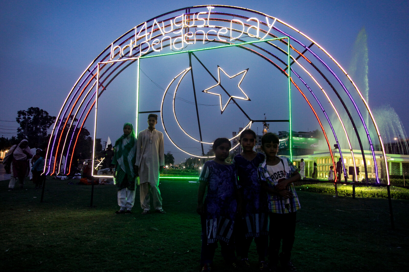 Home to have angered locals is a 30 000 square foot creation of hadid - The Country Created In 1947 As A Homeland For South Asia S Muslims Celebrated 70 Years Of Independence On Aug 14