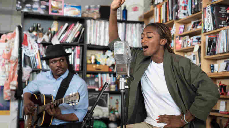 ALA.NI: Tiny Desk Concert
